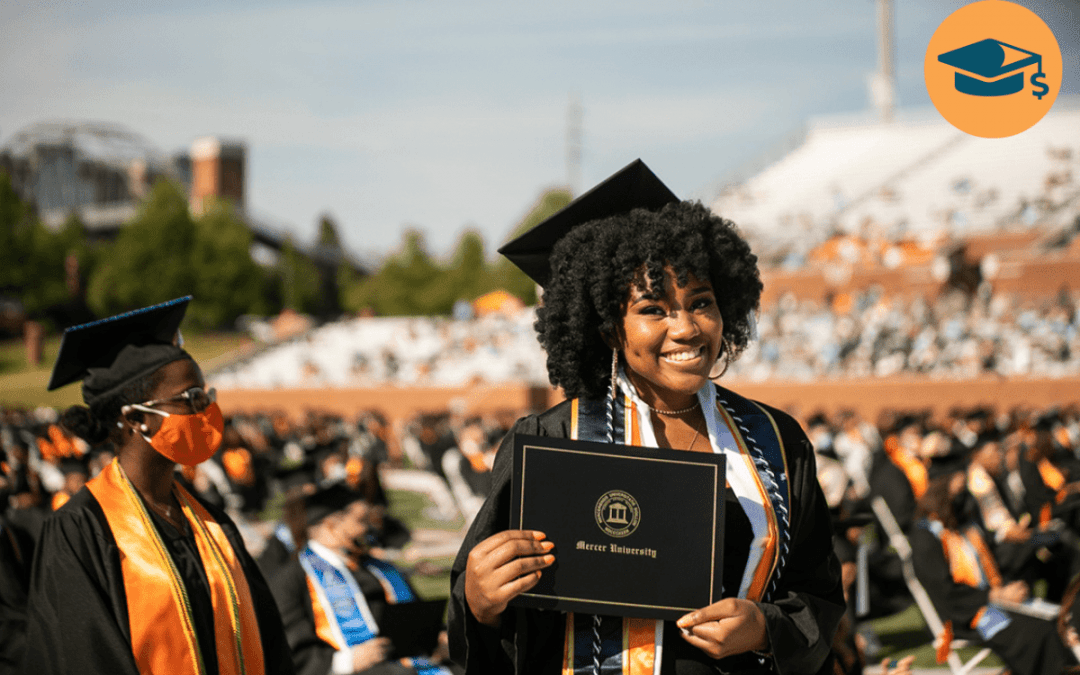 Black College Graduates with Student Loans are the Most Likely to Struggle Financially with 29% Making Monthly Payments of $350 or more.